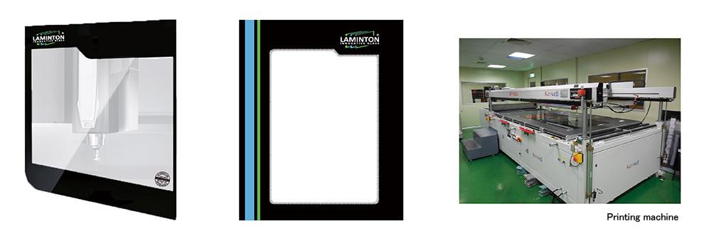 LDP 工具機用外飾板_產品規格_圖片 EN